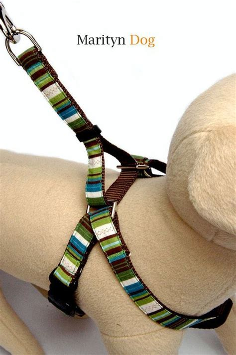 out on a leash how terryã s gave me new books martingale harness your choice of fabric by