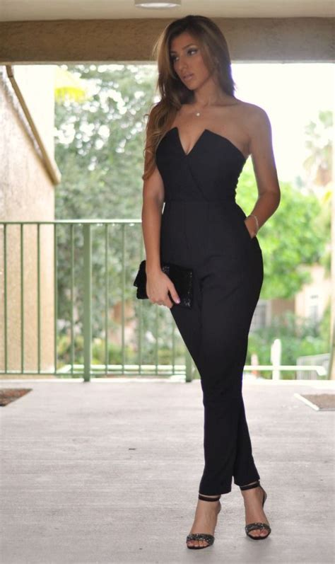 17 best images about my fashion on rompers 17 best images about black jumpsuit style on