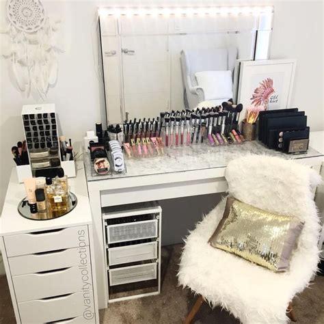 makeup vanity table with lights ikea best 25 ikea vanity table ideas on makeup