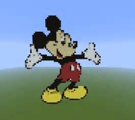 Mickey mouse pixel art 2 mickey mouse pixel art 2 diamonds