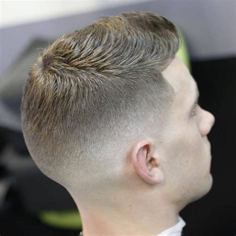 young gentlemans hairstyle high fade with ultra short top men s hair pinterest