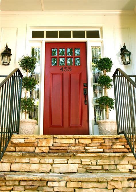 Houzz Exterior Doors What Colour Paint Is This Front Door