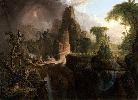 e den file cole expulsion from the garden of 1828 jpg wikimedia commons