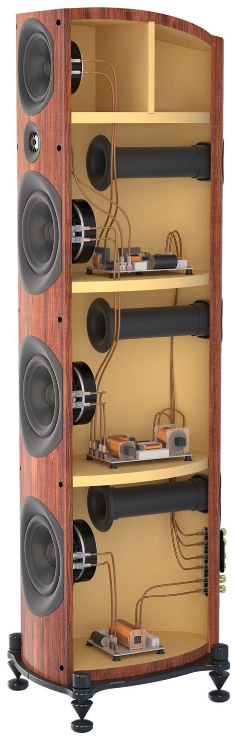 Music System Cabinet Designs Best 25 Floor Standing Speakers Ideas On Pinterest Good