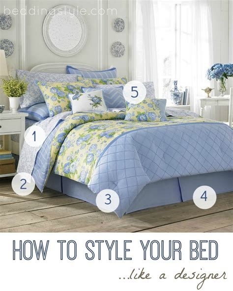 how to your like a how to style your bed from beddingstyle