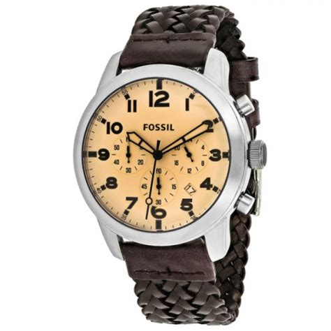 Fossil Egb price review and buy fossil s brown leather