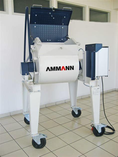 Mixer Elba laboratory compulsory mixer cem 60 s elba ammann