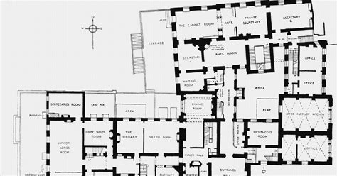 Downing Floor Plan houses of state downing floor plans 10