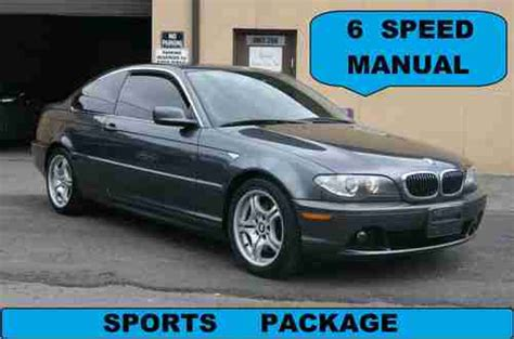 how to sell used cars 2006 bmw 330 electronic valve timing sell used 2006 bmw 330 ci manual coupe sport in hasbrouck heights new jersey united states