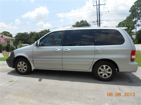 Kia Minivan 2004 2004 Kia Sedona Pictures Cargurus