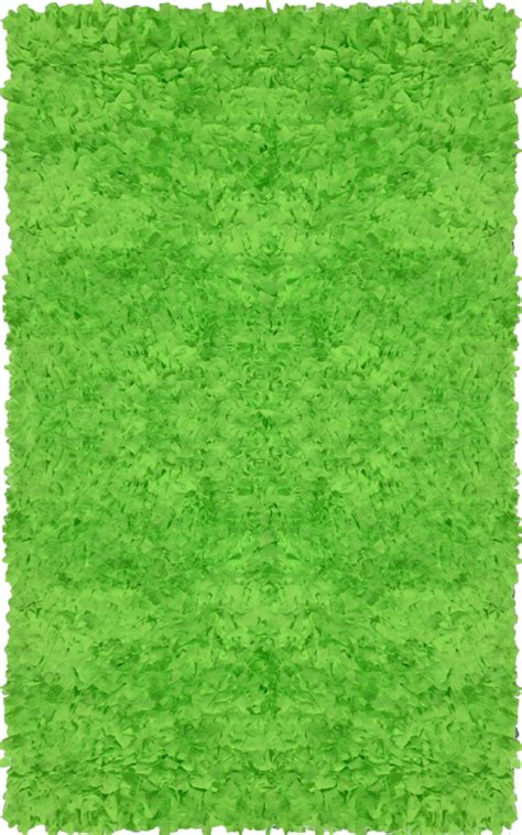 Neon Green Area Rug neon green shaggy raggy rug by the rug market rosenberryrooms
