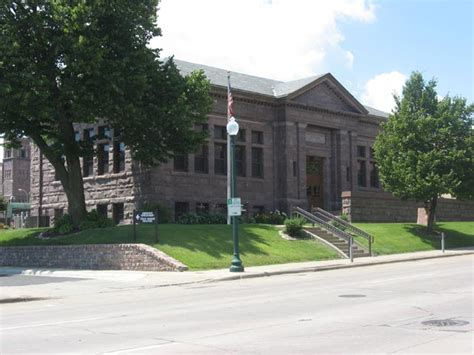 Sioux Also Search For Carnegie Free Library Sioux Falls South Dakota