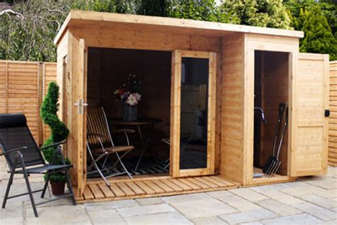 Self Assembly Sheds by Mercia Garden Products Deal Of The Day Groupon