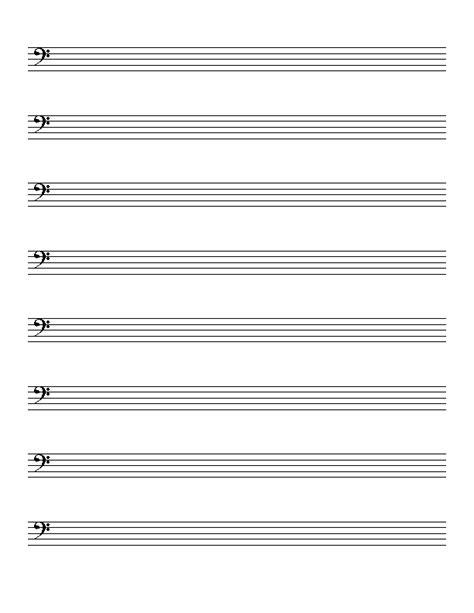 free printable staff paper for piano dan bickel musicscholars tm studio music files