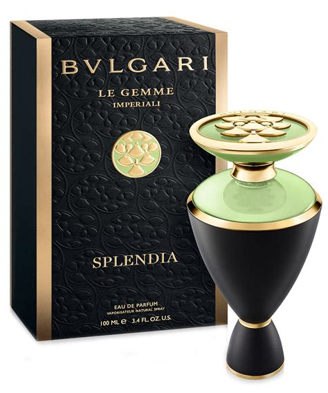 fragrance by design l splendia bvlgari perfume a new fragrance for women 2016