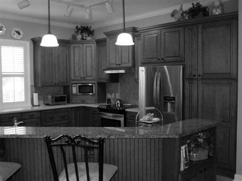 how to distress cabinets yourself black distressed kitchen cabinets pictures black