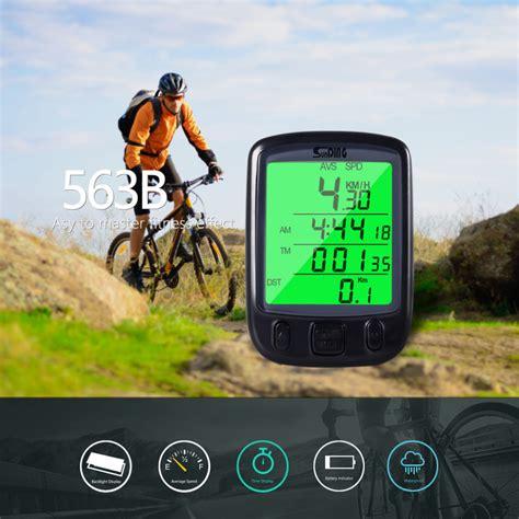 Speedometer Sepeda Antiair Waterproof Bicycle Speedometer T1310 speedometer sepeda backlight lcd sd 563b black jakartanotebook