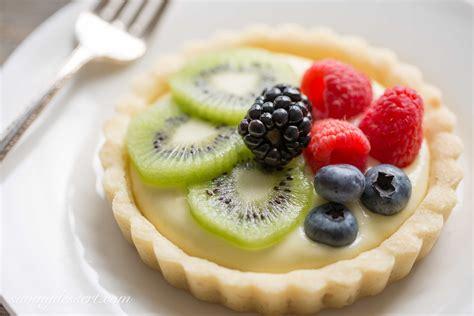 fruit tart fresh fruit saving room for dessert