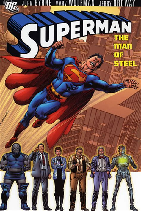 superman tp vol 2 trade reading order 187 superman the man of steel volume 2