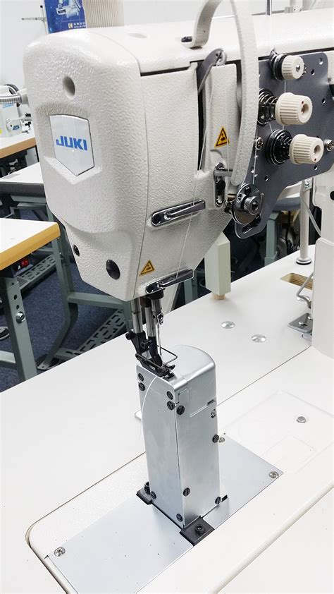 Upholstery Sewing Machine Walking Foot by Leather And Upholstery Machines Juki Plc 2710 Post Bed
