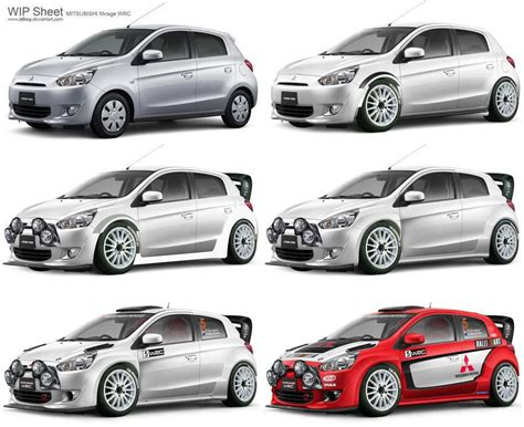 mitsubishi mirage evo mitsubishi mirage evolution 0 rally wrc pinterest