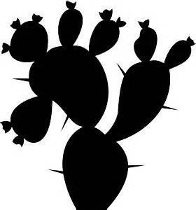 Tree Wall Decals - Cactus 4 Plant life Silhouette - 12 inch Removable ... $50 Visa Gift Card Png