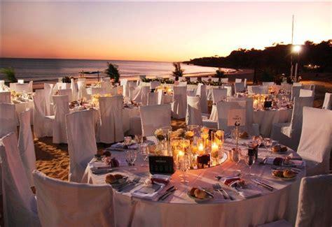 Wedding reception on the beach Albufeira wedding venue by