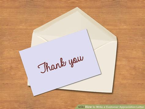 appreciation letter to step how to write a customer appreciation letter with sle