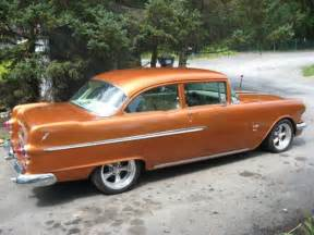 1955 pontiac retro rod hotrod rod crusier custom