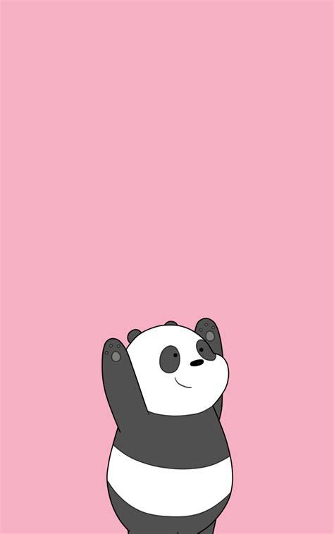 Panda Panpan We Bare Bears Iphone Hp panda panpan we bare bears 2 0