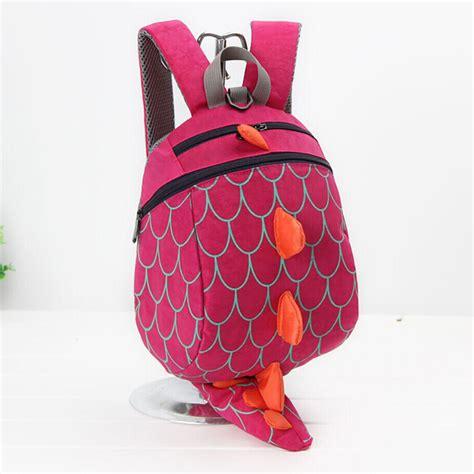 Tas Gendong Ransel Anak Backpack Kid Hello Lucu Pink tas sekolah anak karakter dinosaurus green