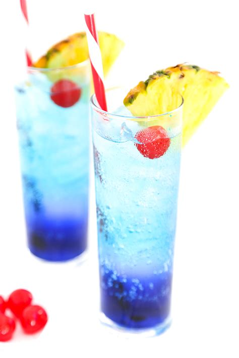 blue hawaiian cocktail blue hawaiian layer cake sprinkle bakes
