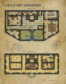 House D dandd maps inn thieves safehouse jpg