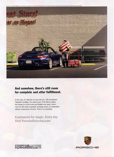porsche ads why hyundai is better than porsche or jaguar