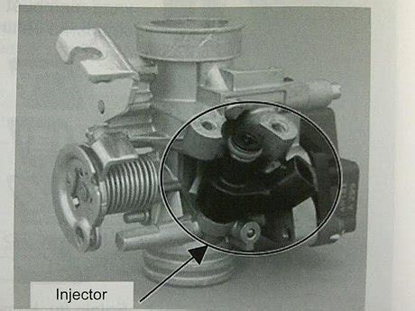 Alarm Motor Matic Injeksi sensor injeksi bermasalah honda jamin motor masih bisa jalan