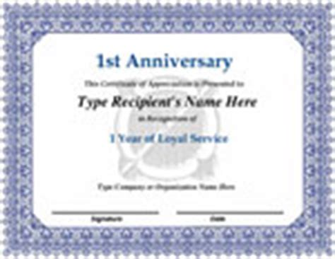 employee anniversary certificate template three no cost ways for employee appreciation during