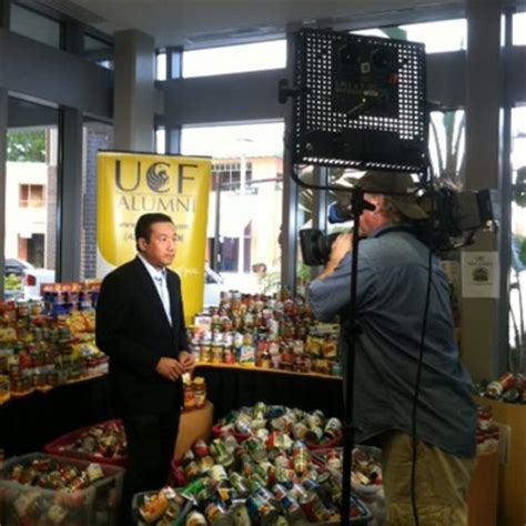 Food Pantries In Orlando by Ucf Food Pantry Featured On Nbc Nightly News Ucf News