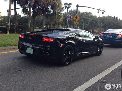 Lamborghini Gallardo Lp560 4 Black Lamborghini Gallardo Lp560 4 9 November 2013 Autogespot