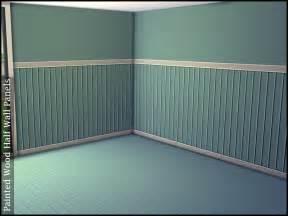 half wall wood paneling paint half wall wood paneling p wall decal