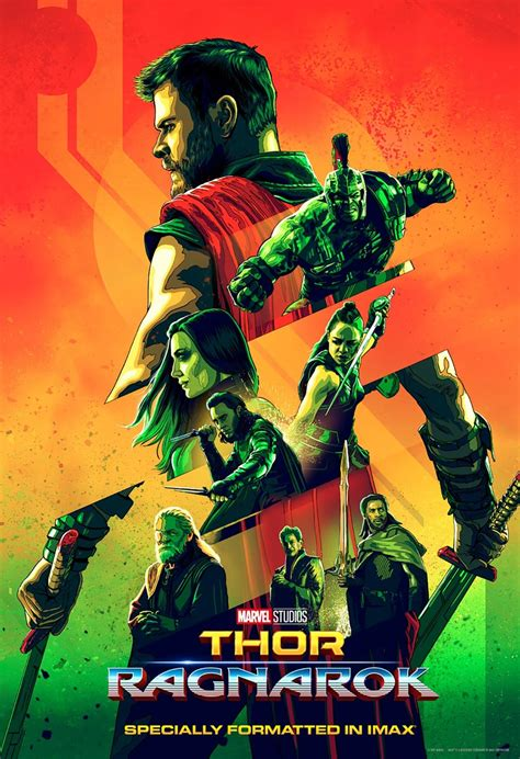 thor ragnarok thor ragnarok 2017 poster 1 trailer addict