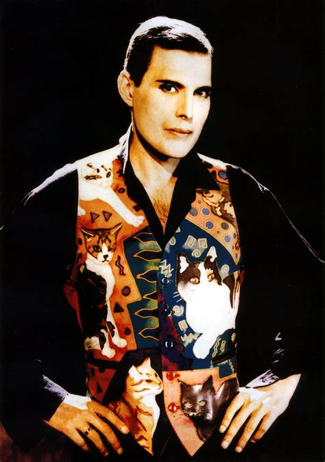 freddie mercury these are the days of our lives photo session photos