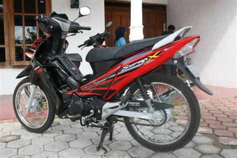 Sparepart Honda Supra X 125d cara agar motor supra x 125 lebih bertenaga ridergalau
