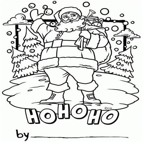 imagenes de santa claus para whats dibujo de santa claus para colorear papa noel dibujos para