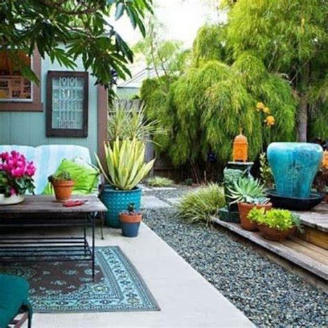 outdoor design ideas for small outdoor space the best spring garden decor ideas