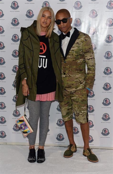 helen lesichan pharrell williams wife helen newhairstylesformen2014 com