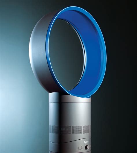 how do bladeless fans work how does a dyson air multiplier work core77