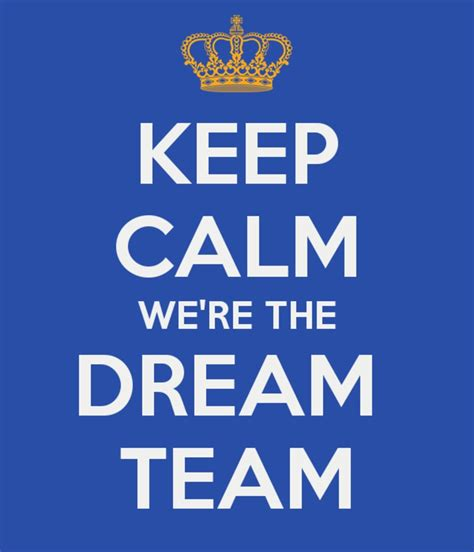 the dream of the team fundraising page of the dream team giveffect inc