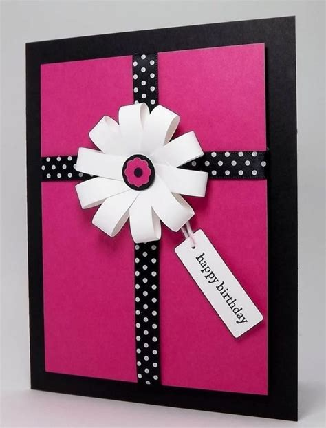 cards to make greeting card best 25 handmade birthday cards ideas on