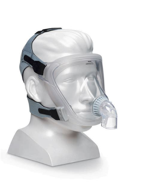 cpap full face masks most comfortable respironics fitlife total face cpap mask with headgear