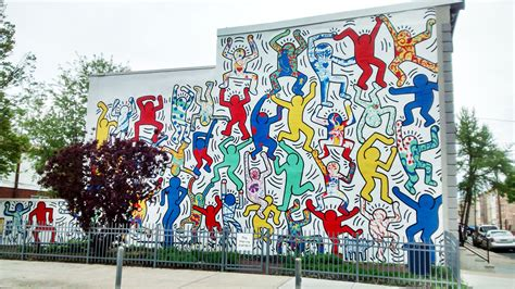 Outdoor Wall Mural Stencils file keith haring we are the youth jpg wikimedia commons